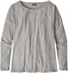 Patagonia W' S LOW TIDE SWEATER Frauen Gr. S - Sweatshirt - grau