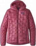 Patagonia W' S MICRO PUFF HOODY Frauen Gr. L - Übergangsjacke - lila|pink-rosa