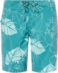 Patagonia Stretch Planing Board Shorts - 8 in. Frauen Gr. 6 - Shorts - blau|petr