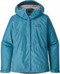 Patagonia W' S TORRENTSHELL JACKET Frauen Gr.XL - Regenjacke - blau