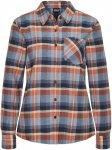 Patagonia W' S HEYWOOD FLANNEL SHIRT Frauen Gr.4 - Outdoor Bluse - mehrfarbig