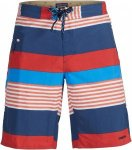 Patagonia Wavefarer Board Shorts Männer - Badehose - rot|blau