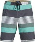 Patagonia Wavefarer Board Shorts Männer - Badehose - grün|grau