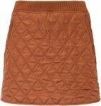 Prana Diva Skirt Frauen Gr. XL - Rock - braun