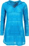 Prana Luiza Tunic Frauen Gr. M - Tunika - blau
