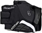Roeckl Ionadi Unisex - Fahrradhandschuhe - schwarz|beige-sand
