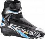 Salomon Pro Combi Prolink Unisex - Langlaufschuhe - schwarz|blau