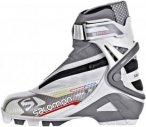 Salomon Vitane 8 Skate CF Frauen - Langlaufschuhe - grau weiß