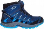 Salomon XA Pro 3D Mid CSWP Kinder Gr. 31 - Hikingstiefel - blau|schwarz