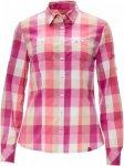 Schöffel Blouse Tourino Frauen Gr. 34 - Outdoor Bluse - pink-rosa|beige-sand