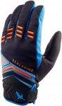 Sealskinz Dragon Eye MTB Unisex - Fahrradhandschuhe - schwarz|orange|blau