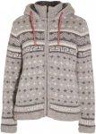 Sherpa Kirtipur Sweater Frauen Gr. L - Wolljacke - grau