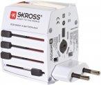 SKROSS MUV USB Gr.ONESIZE - Reisestecker - weiß