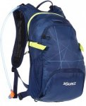 Source Fuse 12 - Trinkrucksack - blau / dark blue|green - 12 l