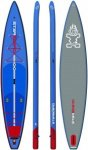Starboard Touring Deluxe - SUP Board - blau
