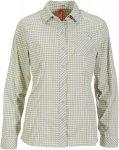 Tatonka Camden W's L/S Shirt Frauen Gr. 36 - Outdoor Bluse - grau