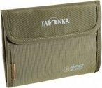 Tatonka EURO WALLET RFID B - Wertsachenaufbewahrung - oliv-dunkelgrün / OLIVE
