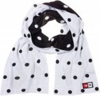 The North Face IC Novelty Scarf Unisex Gr. uni - Schal - weiß