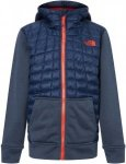 The North Face Thermoball Canyonlands Hoodie Kinder Gr. 128 - Fleecejacke - blau