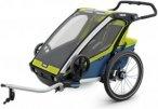 Thule Chariot Sport 2 - Fahrradanhänger - blau|gelb