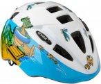 Uvex Kid 2 crocodile Kinder - Fahrradhelm - blau