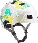 Uvex Kid 3 Kinder - Fahrradhelm - weiß|gelb