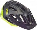 Uvex Quatro - Fahrradhelm - schwarz|gelb