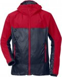 Vaude Croz Windshell II Jacket Männer Gr. S - Softshelljacke - rot blau