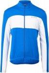 Vaude Matera Tricot III Männer - Fahrradtrikot - blau|weiß