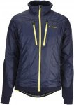Vaude Minaki Jacket Männer - Fahrradjacke - blau|gelb