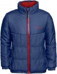 Vaude Racoon Insulation Jacket Kinder Gr. 122/128 - Winterjacke - blau