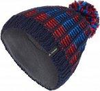 Vaude Suricate Beanie IV Kinder Gr. 50-52 cm - Mütze - blau|rot