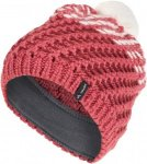 Vaude Valgadena Beanie II Unisex Gr. uni - Mütze - pink-rosa|weiß