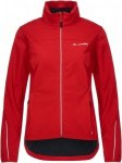 Vaude WINTRY JACKET III Frauen - Softshelljacke - rot