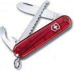 Victorinox My First Victorinox Kinder - Schweizer Taschenmesser - rot