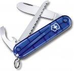 Victorinox MY FIRST VICTORINOX Kinder - Schweizer Taschenmesser - blau
