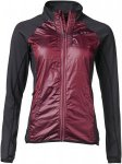 Yeti Barra Full Windshield Jacket Frauen Gr. M - Softshelljacke - rotbraun|schwa