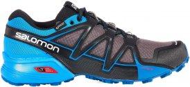 Salomon Speedcross Vario 2 GTX Männer Gr. 11 - Trailrunningschuhe - blau