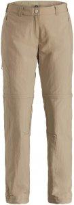 Schöffel Pants Santa Fe Zip Off Pant Frauen Gr. 38 - Trekkinghose - beige-sand