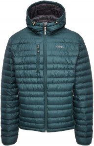 Sherpa Nangpala Hooded Jacket Männer Gr. S - Übergangsjacke - grün