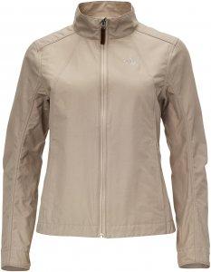 Tatonka Rine Jacket Frauen Gr. 42 - Übergangsjacke - beige-sand