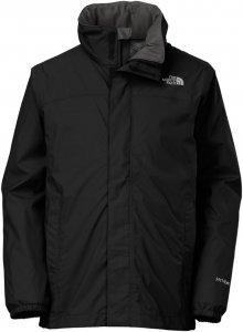 The North Face Reflective Resolve Jacket Kinder Gr. 116 - Regenjacke - schwarz