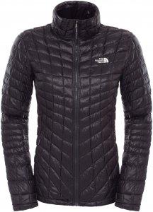 The North Face Thermoball Full Zip Jacket Frauen Gr. XS - Übergangsjacke - schwarz
