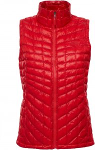 The North Face Thermoball Vest Frauen Gr. XS - Weste - rot