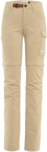 Tierra Correspondent Convertible Pant Frauen Gr. 42 - Trekkinghose - beige-sand
