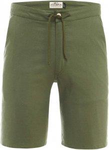Tierra Kaiparo Hemp Shorts Männer Gr. 54 - Shorts - oliv-dunkelgrün