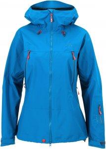 Tierra Nevado Jacket Frauen Gr. XL - Regenjacke - blau