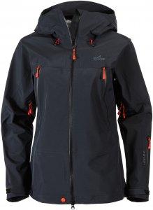 Tierra Nevado Jacket Frauen Gr. XS - Regenjacke - schwarz