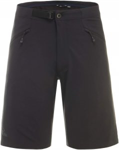 Tierra Pace Shorts Männer Gr. 50 - Shorts - schwarz