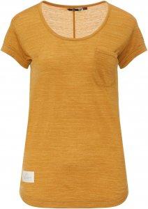 Tierra Premium Tee Frauen Gr. XS - Funktionsshirt - orange
